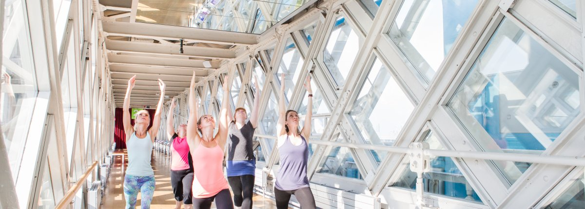 Yoga At Tower Bridge </a>