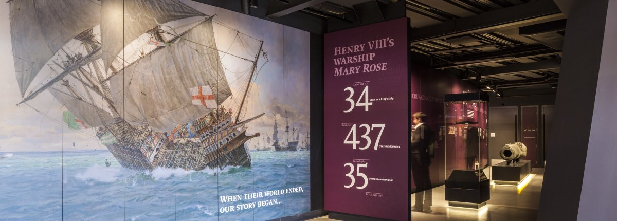 Mary Rose exhibition